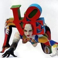 Love bodypainting